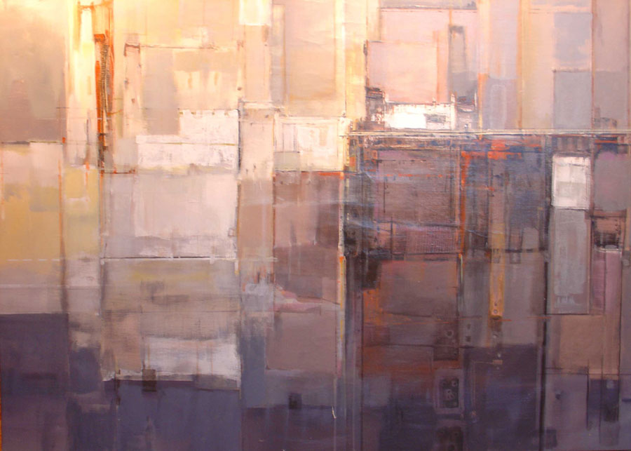 15 n 449 barrio del carmen acrilico sobre lienzo tama o - Acrilico sobre lienzo ...