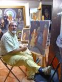 Boceto acabado el 11 de julio de 2007